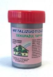 Metalizuoti dažai AKRILEN Platina (50 g)