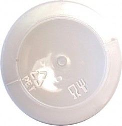 Vintažiniai dažai AKRILEN Balta (120 ml)