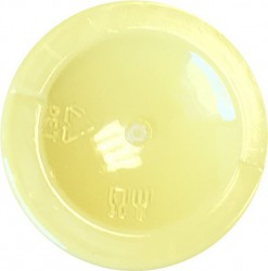Vintažiniai dažai AKRILEN Šviesiai geltona (120 ml)