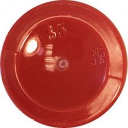 Vintažiniai dažai AKRILEN Raudona (120 ml)