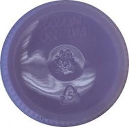 Vintažiniai dažai AKRILEN Pilkšvai violetinė (60 ml)