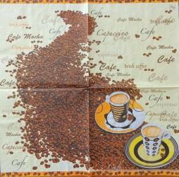 Napkin Coffee