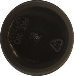 Vintažiniai dažai AKRILEN Juoda (60 ml)