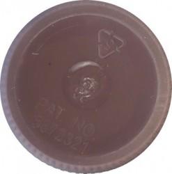 Vintažiniai dažai AKRILEN Pieniško šokolado (60 ml)