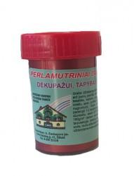Perlamutriniai dažai AKRILEN Raudona (50 ml)