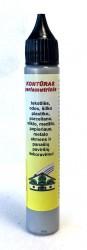 Perlamutrinis kontūras AKRILEN Sidabras (30 ml)