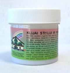 Klijai stiklui ir porcelianui AKRILEN (120 ml)
