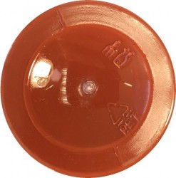 Matiniai dažai – pigmentai AKRILEN Ruda (120 ml)