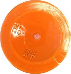 Matiniai dažai – pigmentai AKRILEN Šviesiai oranžiniai (120 ml)