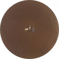 Mat paint Dark brown (60 gr)
