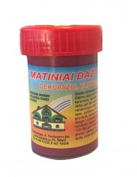 Mat paint Cherry (60 gr)