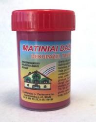 Matiniai dažai – pigmentai AKRILEN Šviesiai vyšninė (60 gr)