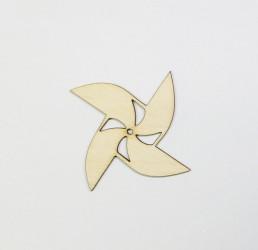 Vėjo malūnas (3 cm aukštis)
