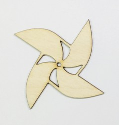 Vėjo malūnas (5 cm aukštis)