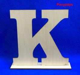 Letter (20 cm)