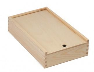 Dėžutė su nustumiamu dangčiu