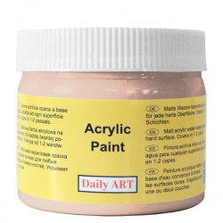 Acrylic paints Cappuccino (300 ml)