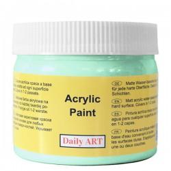 Matiniai akriliniai dažai Mėtos (300 ml)