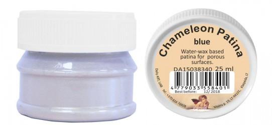 Patina chameleonas Mėlyna (25 ml)