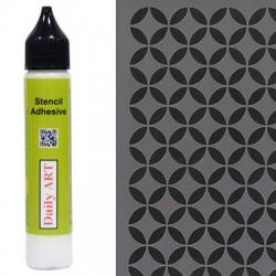 Stencil Adhesive (25 ml)