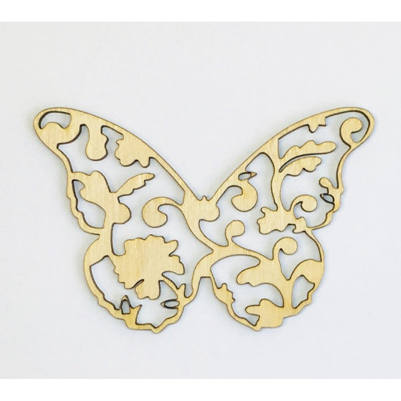 Gėlėtas drugelis (didelis)