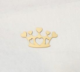 Širdžių karūna (maža)