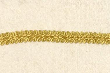 Satin ribbon (gold)