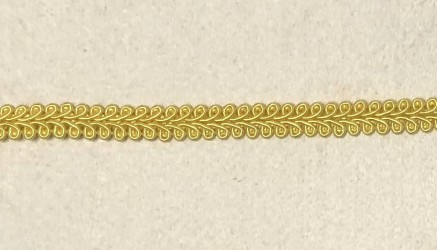 Satin Ribbon (bright gold)