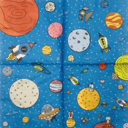 Servetėlė Kosmosas