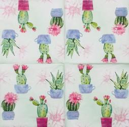 Napkin Cactus