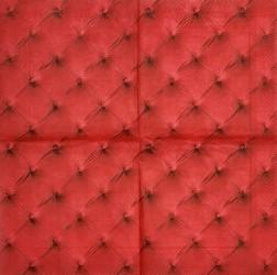 Napkin Ornaments red