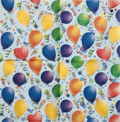 Napkin Balloons