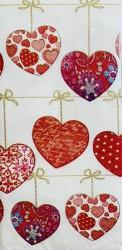 Handkerchief Hearts