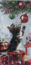 Popierinė nosinaitė Kačiukas