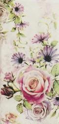 Popierinė nosinaitė Gėlės