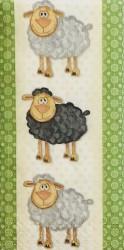 Popierinė nosinaitė Avys