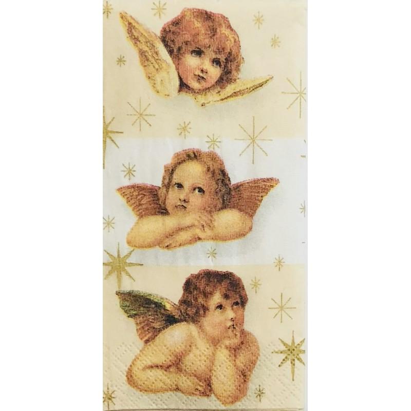 Popierinė nosinaitė Angeliukai