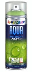 Spray paints Deep black AQUA 350 ml