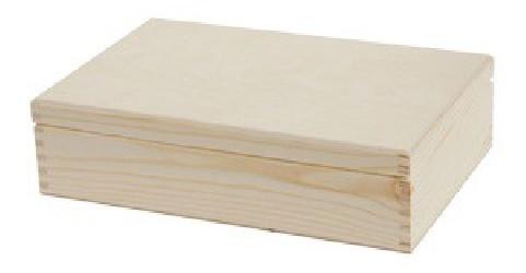 Dėžutė su dviem skyreliais