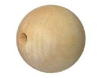 Medinis karoliukas (4,2 cm)