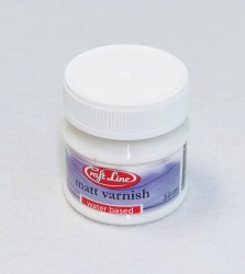 Varnish matt (50 ml)
