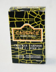 Crackle varnish (2 x 70 ml)
