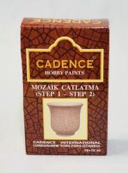 Dvikomponentis sendinimo lakas – mozaika Eggs crackle (2...
