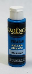 Acrylic paint royal blue (70 ml)