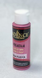 Acrylic paint Fuksia (70 ml)