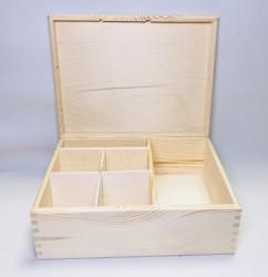 Dėžė su skyriais