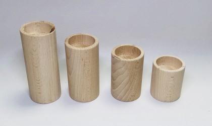 Candle sticks (4 pcs)