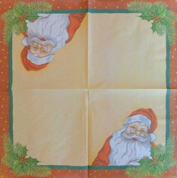 Napkin The Santa Clause