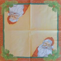 Servetėlė Kalėdų senis