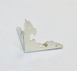 Box corner Silver